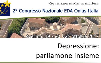 2° Congresso Nazionale della EDA Italia – ONLUS